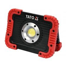 Фото - Прожектор диодный, переносной YATO YT-81820