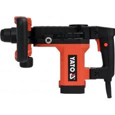 Фото - Молот отбойный SDS MAX электросетевой 230 В YATO YT-82133: P = 1150 Вт, J = 15 Дж. 5100 удар / 1 мин