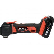 Фото - Многофункциональный ручной инструмент (реноватор) аккумуляторный YATO YT-82818