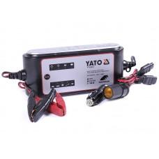 Фото - Зарядное устройство электронный сетевой YATO YT-83016