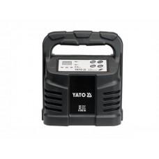 Фото - Зарядное устройство 12 V, 12 А, 6-200 Ah, YATO YT-8302