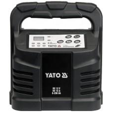 Фото - Зарядное устройство 12 V, 15 А, 6-200 Ah, YATO YT-8303