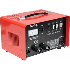 Фото - Зарядное устройство 12 / 24 V, 25 А, 240 Ah, YATO YT-8304