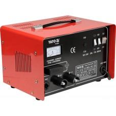 Фото - Зарядное устройство 12 / 24 V, 25 А, 350 Ah, YATO YT-8305