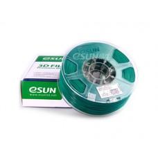 Фото - Пластик для 3D печати  eSUN  ABS, 1.75 мм, 1 кг, зелёный