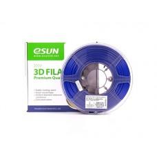 Фото - Пластик для 3D печати  eSUN  PETG, 1.75 мм, 1 кг, синий