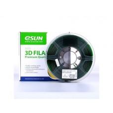 Фото - Пластик для 3D печати  eSUN  PETG, 1.75 мм, 1 кг, зелёный