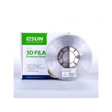 Фото - Пластик для 3D печати  eSUN  PETG, 1.75 мм, 1 кг, прозрачный