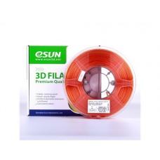 Фото - Пластик для 3D печати  eSUN  PETG, 1.75 мм, 1 кг, оранжевый
