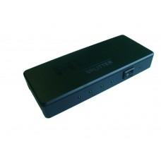 Фото - Сплитер Full 3D 4port HDMI (1гн. HDMI- 4гн. HDMI), 1.4V