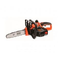 Фото - Пила цепная аккумуляторная 25 см, 18 В, 2 Ач Black & Decker GKC1825L20-QW
