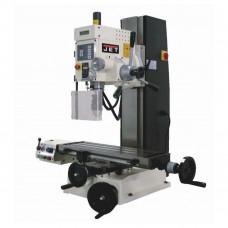 Фото - Сверлильно-фрезерный станок по металлу 1,3 кВт JET JMD-3T