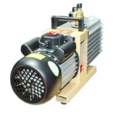 Фото - Компрессор вакуумный 2XZ-2 роторный (2 л/с, 6*10-2 Pa, 220V 370W, 27kg 148*227*478, 19mm диаметр выходящиго отвестия)