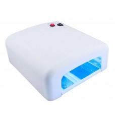 Фото - Ультрафиолетовая лампа 818 (36W) обеспечивающая затвердевание клея при склеивании комплекта дисплей + тачскрин