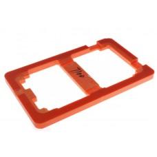 Фото - Форма для SAMSUNG N7100 Galaxy Note 2, для фиксации комплекта дисплей + тачскрин при склеивании