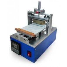 Фото - Станок AIDA для автоматизированного удаления остатков клея после расслоения дисплейных комплектов