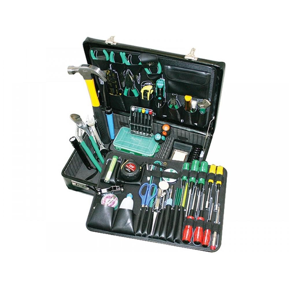 Фото №1 - Набор инструментов Pro'sKit 1PK-1700NB для электромонтажа