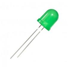 Фото - Светодиод D = 10 мм суперяркий 4-кристальный 140 градусов 80mA зеленый RL81-GH744D-P4