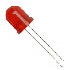 Фото - Светодиод D = 10 мм суперяркий 4-кристальный 140 градусов 80mA красный RL81-UR543-P4