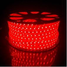 Фото - Светодиодная лента 10-R AVT-120R2835-220V-4W/m IP65 5mm красный
