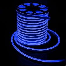 Фото - Светодиодная лента 51-B AVT-NEON 120B2835-220V-7W/m IP65 5mm синий