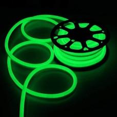 Фото - Светодиодная лента 51-G AVT-NEON 120G2835-220V-7W/m IP65 5mm зелёный