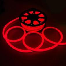 Фото - Светодиодная лента 51-R AVT-NEON 120R2835-220V-7W/m IP65 5mm красный