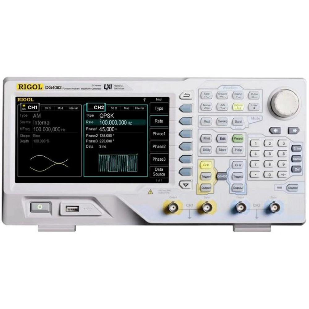 Фото №1 - Универсальный генератор сигналов RIGOL DG4062