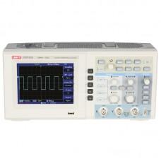 Фото - Цифровой осциллограф  Uni-T UTDM 12102CE (UTD2102CE)