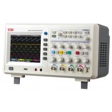 Фото - Цифровой осциллограф  Uni-T UTDM 14104C (UTD4104C)