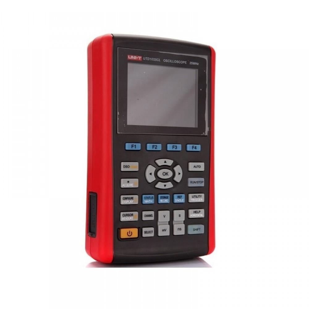 Фото №1 - Портативный цифровой осциллограф  Uni-T UTDM 11050CL (UTD1050CL)