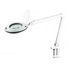 Фото - Лампа с лупой на струбцине 5D (60 SMD)