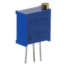 Фото - Подстродстроечный резистор 3266 W; 50 кОм, (шаг 5x2.5)