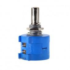Фото - Переменный резистор 3590S-2-503-KLS; 50 кОм +-5%, 10 оборотов