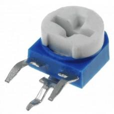 Фото - SMD резистор подстроечный 1 МОм (SMD 4x4.5), керам. №3, RVG4 muRata