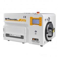 """Фото - Аппарат с вакуумным ламинатором и автоклавом M-Triangel MT-102 9"""" (встроенный насос, диам. и гл. автоклава 16 х 17см, площадь ламинатора 16 х 17.5 см)"""