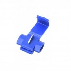 Фото - Соединитель кабеля Т2 Ø 0.75-1.5 мм², синий, 100 шт