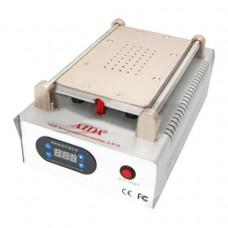 """Фото - Сепаратор 8.5"""" (19 х 11 см) AIDA A918 со встроенным компрессором для вакуумного способа фиксации стекла"""