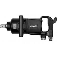 Фото - Гайковерт ударный пневматический YATO YT-0959: квадрат 1', F = 2600 Nm, 560 л / мин, 4000 об / мин