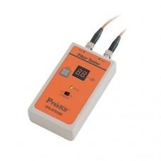 Фото - Тестер оптоволоконного кабеля Pro'sKit 3PK-NT018N-ST с ST коннектором