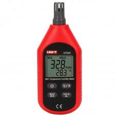 Фото - Измеритель температуры и влажности Uni-T UT333