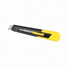 Фото - Нож 18мм сегментированное лезвие 160мм пластик серия SM 0-10-151 Stanley