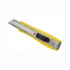 Фото - Нож 18 мм сегментированное лезвие 155мм FatMax металический корпус 0-10-421 Stanley