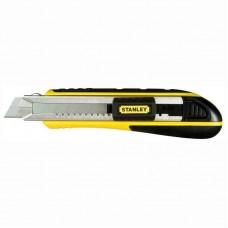 Фото - Нож 18мм сегментированное лезвие 180мм серия FatMax® картридж для 6 лезвий 0-10-481 Stanley