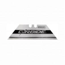 Фото - Лезвие для ножа Carbide 19Х0,6Х62мм (5шт) 0-11-800 Stanley