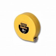 Фото - Рулетка 3м х 12.7мм Sunflex без фиксатора 0-32-189 Stanley