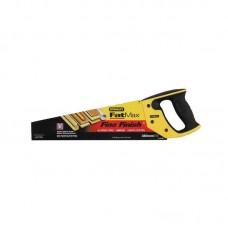 Фото - Ножовка по дереву 380мм 11TPI Jet-Cut Fine закаленный 3-гранный зуб 2-15-594 Stanley