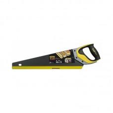 Фото - Ножовка по дереву 450мм 11TPI Апплифлон закаленный 3-гранный зуб JET-CUT 3-компонентная ручка 2-20-533 Stanley