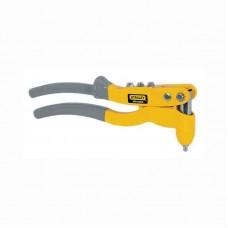 Фото - Пистолет заклепочный Contractor Grade Riveter(заклепки Ф 2,5; 3; 4, 5 мм - сталь, алюминий, нержавеющая сталь 3; 4мм) для тяжелых условий 6-MR100 Stanley