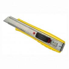 Фото - Нож 18 мм сегментированое лезвие 155мм FatMax металический 12шт упаковка 8-10-421 Stanley